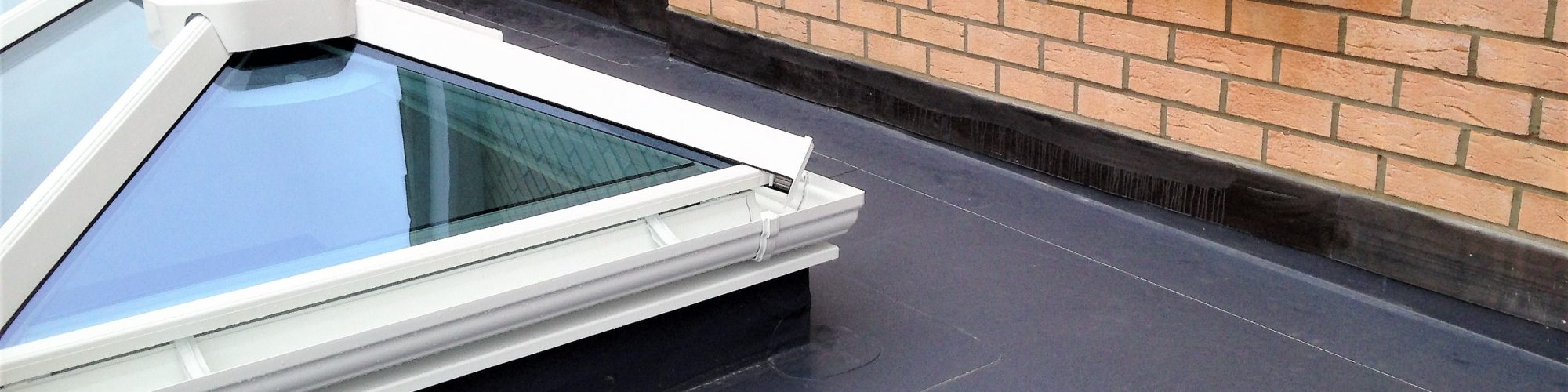 Single-Ply Rubber Flat Roofing