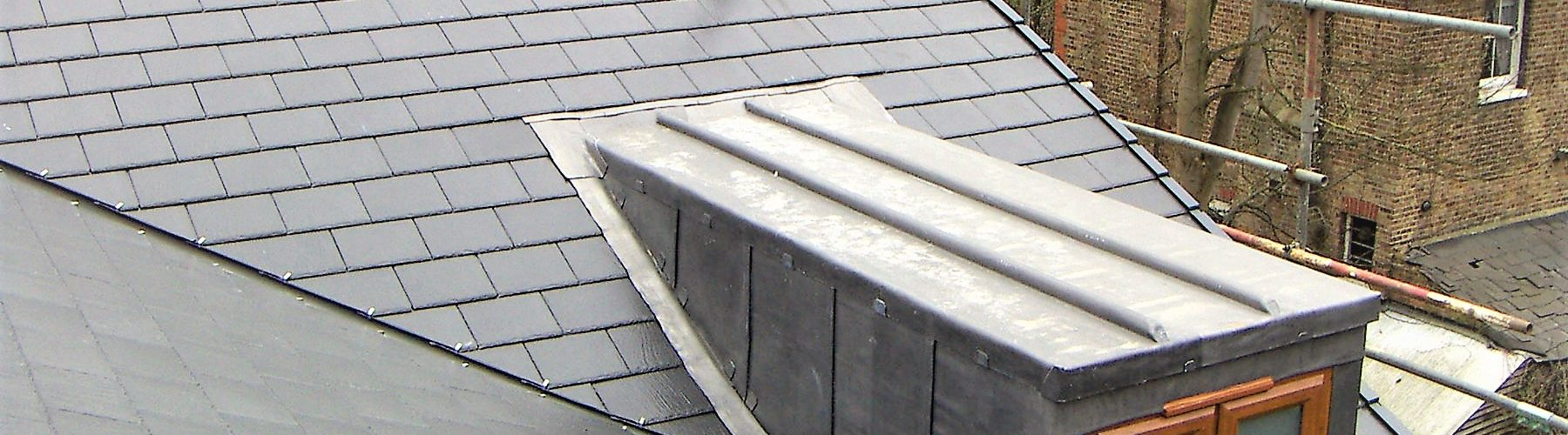 Traditional Lead and Modern Roofing